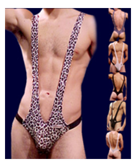 Body Gorak Print