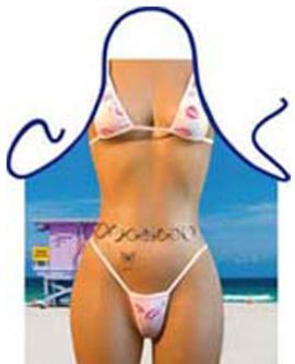 Delantal Bikini