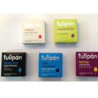 preservativos tulipan